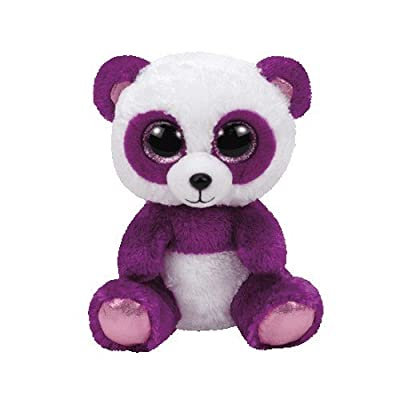 Ty Beanie Boo Buddy - Boom Boom Panda: Toys & Games