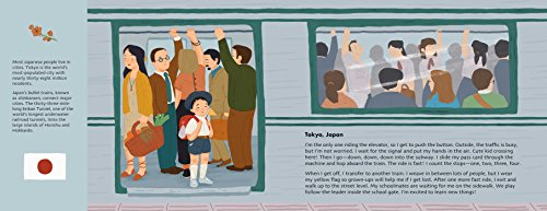 Adventures to School: Real-Life Journeys of Students from Around the World by little bee books (Image #8)