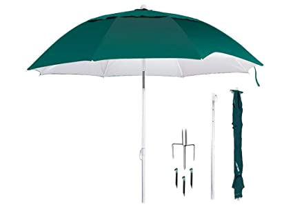 adjustable Umbrella Carry Strap green Only £3.50 Free P+P Hand Made