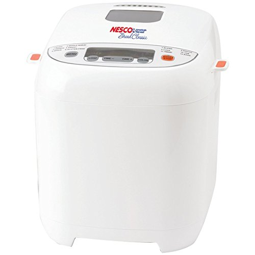 NESCO AMERICAN HARVEST BDM-110 Programmable Bread Maker