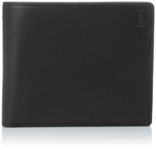Hartmann Belting Collection Medium Wallet with Coin Pocket, Heritage Black, One Size by Hartmann