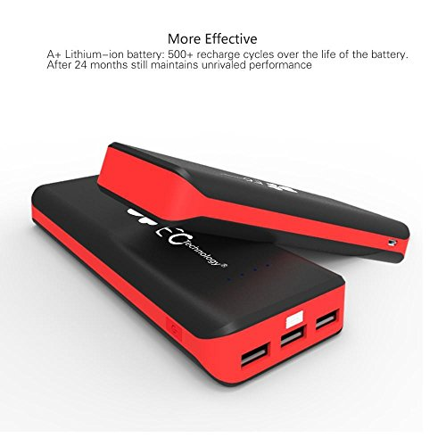 Amazon.com: Power Bank 16000mah Bateria Externa Portable Charger Powerbank (United States): Home Audio & Theater