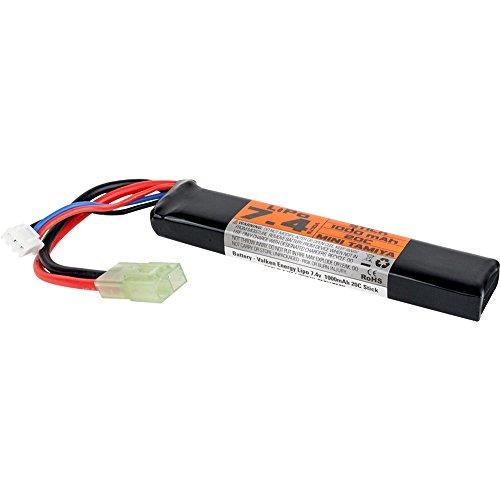 Valken Airsoft Battery LiPo 7.4v 1000mAh Battery by Valken
