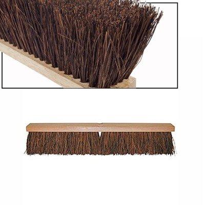 Magnolia Brush 24'' Prime Stiff Palmyra Bristle Garage Brush (6 Pack) by Magnolia Brush (Image #1)