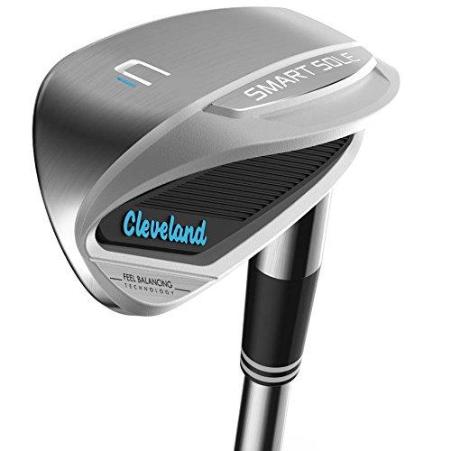 Cleveland Golf Women's Smart Sole 3.0 Golf Wedge, Right Hand, 42 Degree, Graphite ()