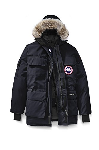 Canada Goose Expedition Parka Coat M (Small, Navy) (Mens Canada Goose Langford compare prices)