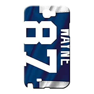 samsung note 2 Strong Protect Shockproof High Grade Cases mobile phone carrying skins indianapolis colts nfl football