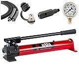 "BVA Hydraulics SP12-3814 P1201/CF3814/GW2514/CS3814/CH38M Hand Pump Kit, 8"" Height, 5"" Width, 27"" Length"