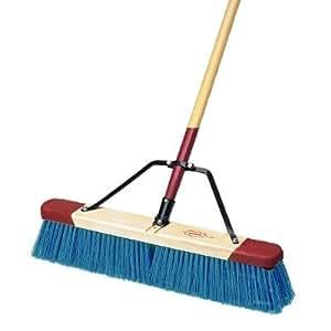 Amazon Com Harper Brush 7924a 24 Quot Heavy Debris Pushbroom