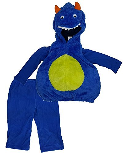 Carter's Baby Halloween Costume Many Styles (18 Months, Monster) -