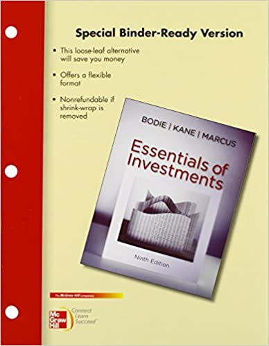 Amazon loose leaf essentials of investments with connect access loose leaf essentials of investments with connect access card combos be 9th edition fandeluxe Gallery