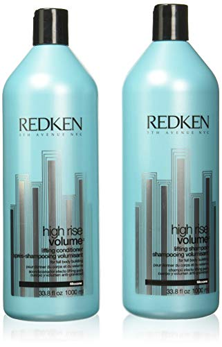 Redken Volume High Rise Shampoo & Conditioner Duo 33.8 oz/each