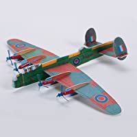 "RI Novelty Assorted WWII Plane Gliders - 7.5 ""Lote de 48"