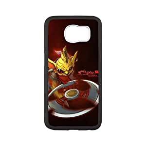BOUNTY HUNTER Samsung Galaxy S6 Cell Phone Case White 82You381120