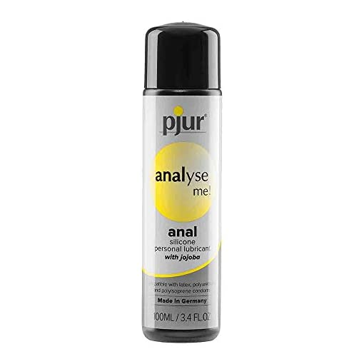 pjur Analyse Me Silicone Based Anal Lubricant