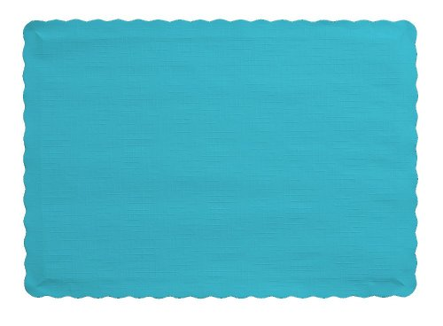 Creative Converting Count Placemats Bermuda