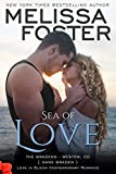 Sea of Love: Dane Braden (Love in Bloom- The Bradens Book 4)
