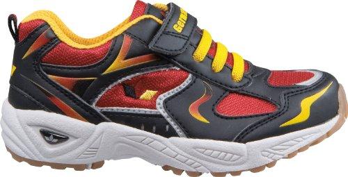 Lico Bob VS - Zapatillas deportivas para interior de material sintético infantil negro - negro