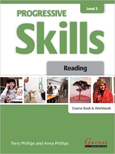 Progressive Skills in English Level 3 Reading Course Book and Workbook