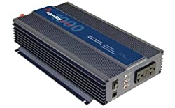 Samlex Pst-1000-24 Pst Series Pure Sine Wave Dc-ac Power Inverter, 1000w Continuos Power Output, 2000w Surge Power Output, Wide Operating Dc Input Range 21.0 - 33.0 Vdc