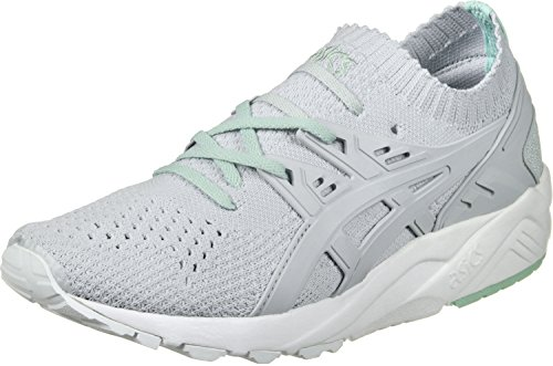 Knit Kayano W Trainer Chaussures Tiger Gel Gris Asics xwWBnI4fB