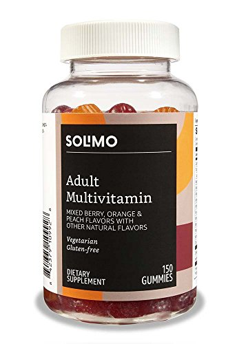Amazon Brand Solimo Adult Multivitamin Gummies
