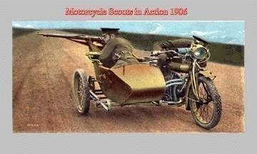 Read Online 1903 Springfield Motorcycle Scouts in Action Harley Davidson ebook