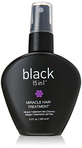 Black 15 In 1 Miracle Hair Treatment, 3.3 Ounce
