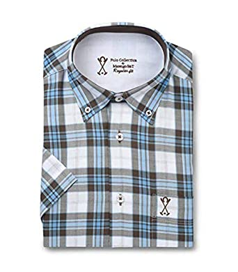 MARENGO S&T POLO COLLECTION MEDITERRANEAN LIVE Camisa de Hombre ...