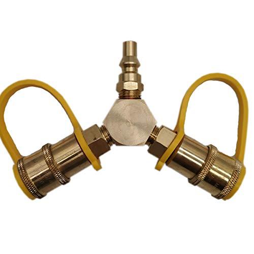 MENSI 250 Type Standard Y Splitter 1/4