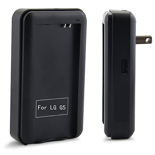 LG G5 Battery Charger, Sfmn USB Wall Travel Spare Battery Charger for LG G5 Battery(LG G5 Wall Charger)