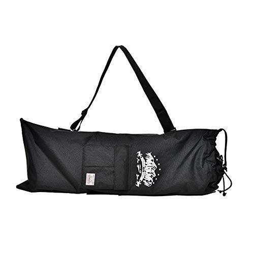 92f045466e3f Maxfind Longboard Skateboard Hover Board Carry Handy Backpack Handbag Bag  Strap