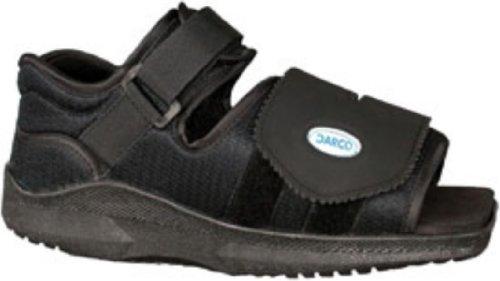 Darco Med-Surge Shoe Square Toe, Mens XL