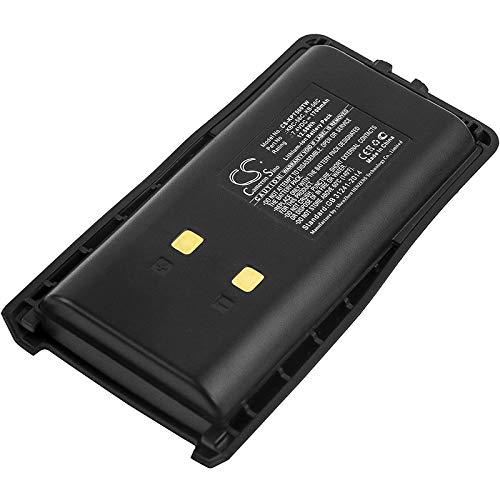Replacement Battery for Kirisun FP-560, PT-560, KB-56C, KBC-56C ()
