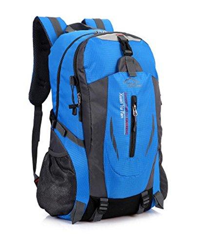 HCLHWYDHCLHWYD-bolso que sube al aire libre bolsa de deporte mochila bandolera hombres y mujeres Viajes de Placer , 4 1