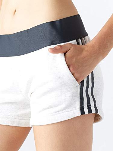 Women's Id Shorts Melange Sport White Adidas 3 Large 8gdfqw