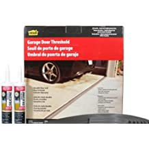 M-D Building Products 50101 20-Feet Double Door Garage Door Threshold Kit