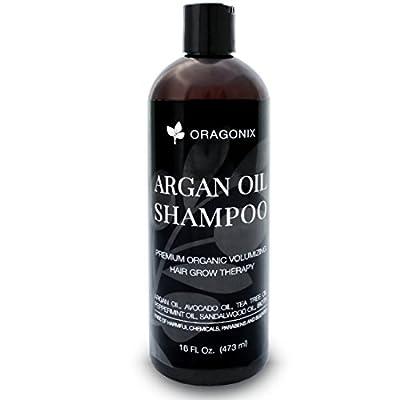 Hair Loss Shampoo Hair Growth ALL NATURAL Thickening For Thinning Hair Treatment