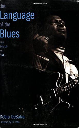 The language of the blues from alcorub to zuzu debra devi the language of the blues from alcorub to zuzu debra devi 9780823083893 amazon books stopboris Images