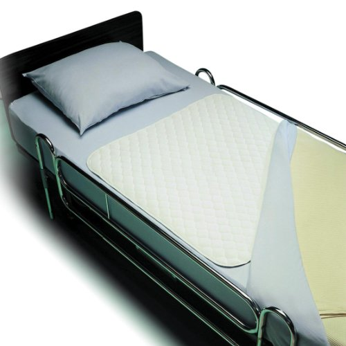 Invacare Reusable Bed Pads 34 x 36 in./Absorbs 1000 cc