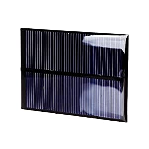 41IWtryPFFL. SS300  - 1W 5V Solar Panel Module Solar System Cells Epoxy Charger DIY 86mmx38mm
