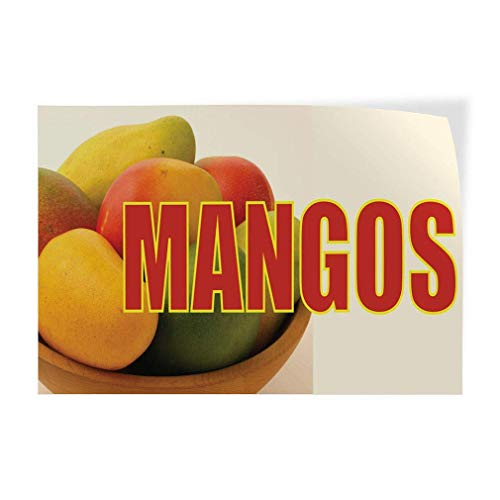 "TiuKiu Label Decal Sticker - Mangos #1 Indoor - 8"""