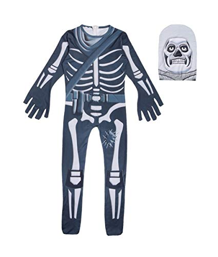 YOUYAN Kids Game Costume Pajamas Sets Children Halloween Cosplay (160, c) -