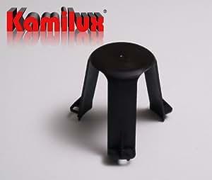 20 x resistente al calor - soporte para bombillas halógenas
