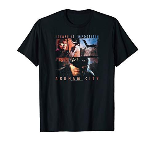 Batman: Arkham City Escape Is Impossible T Shirt