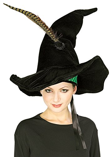 UHC Harry Potter Minerva McGonagall Witch Hat Movie Theme Halloween Accessory