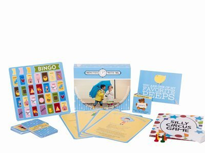 Minutes With Me - April - Childrens (Family Time) Educational Activity Kit