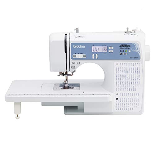 Brother XR9550PRW Sewing and