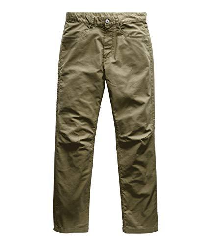 - The North Face Men's Motion Pants - Burnt Olive Green - 34 Regular