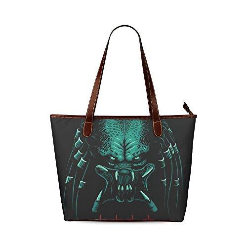 Neyyto Predator Shoulder Tote Satchel Satchel Bag